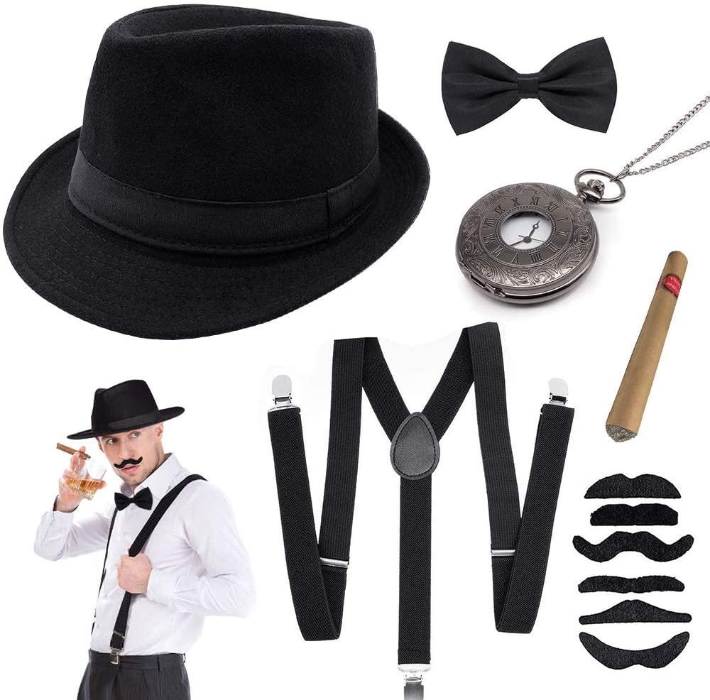 Los 9 mejores disfraces de los años 20 de hombre