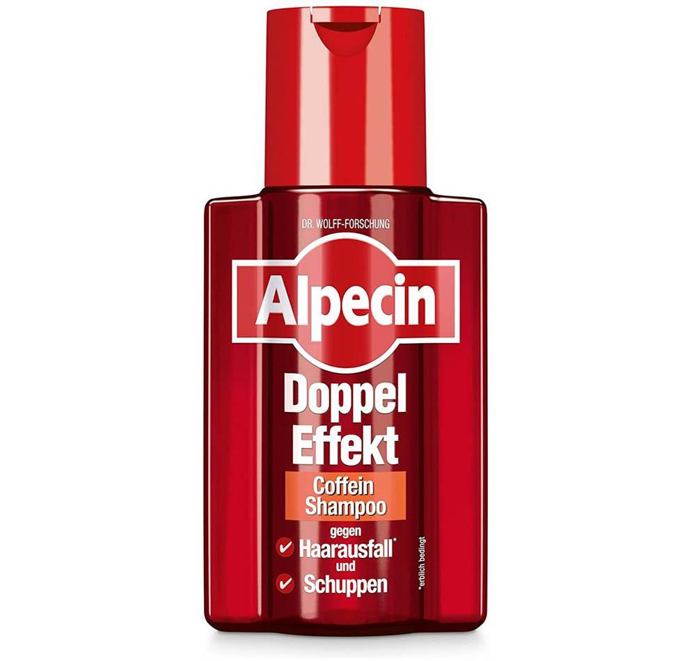 Champu anticaída para hombre Alpecin Double Effect
