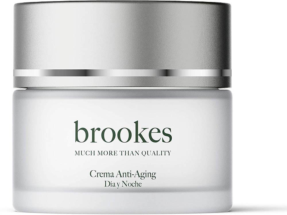 Crema facial para hombre BROOKES Anti-age