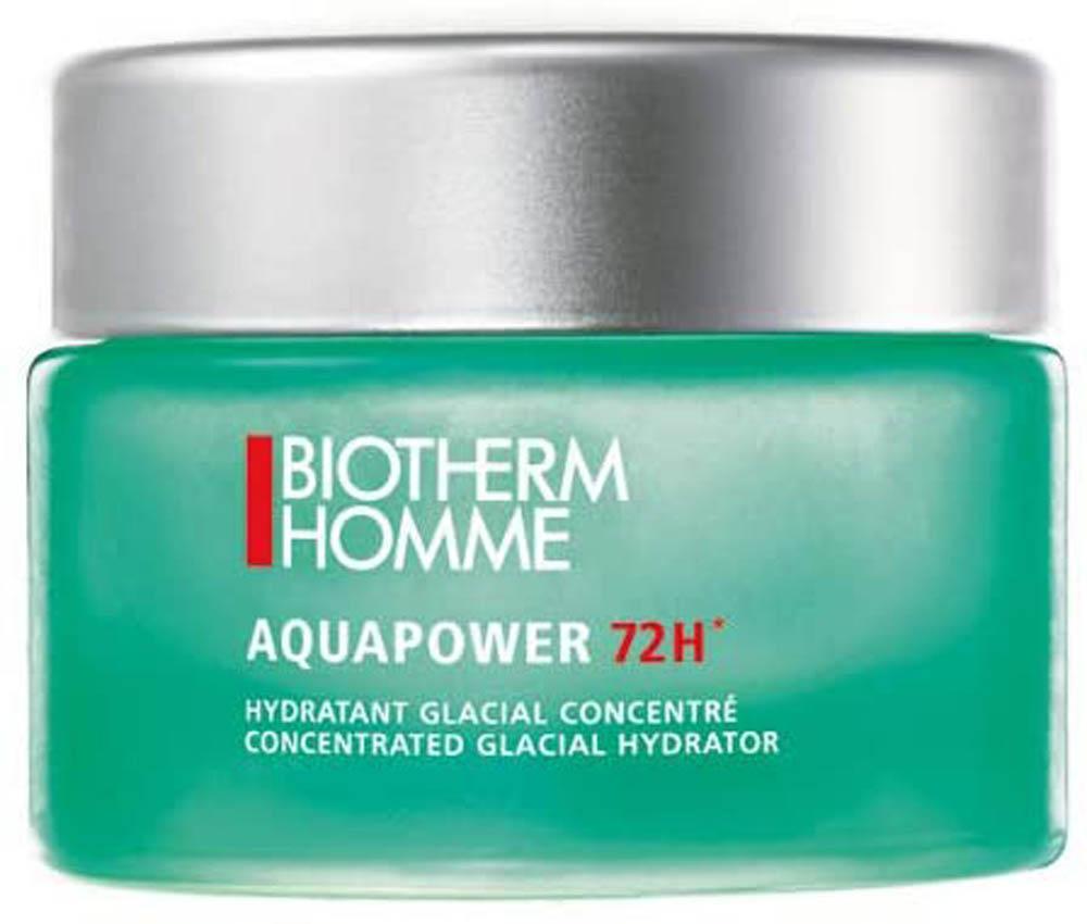 Crema facial para hombre Biotherm Homme Aquapower 72H