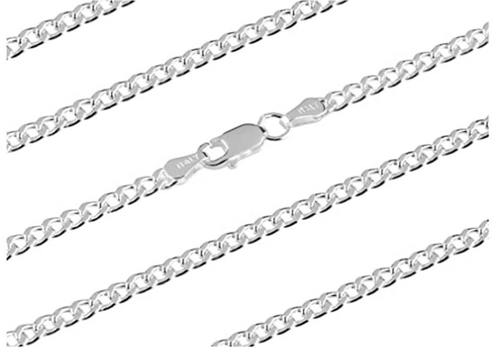 Cadena de plata de hombre EMPATHY JEWELS 85H