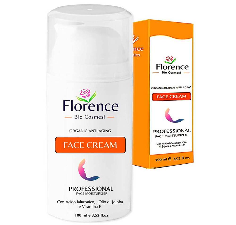 Crema antiarrugas para hombre Florence