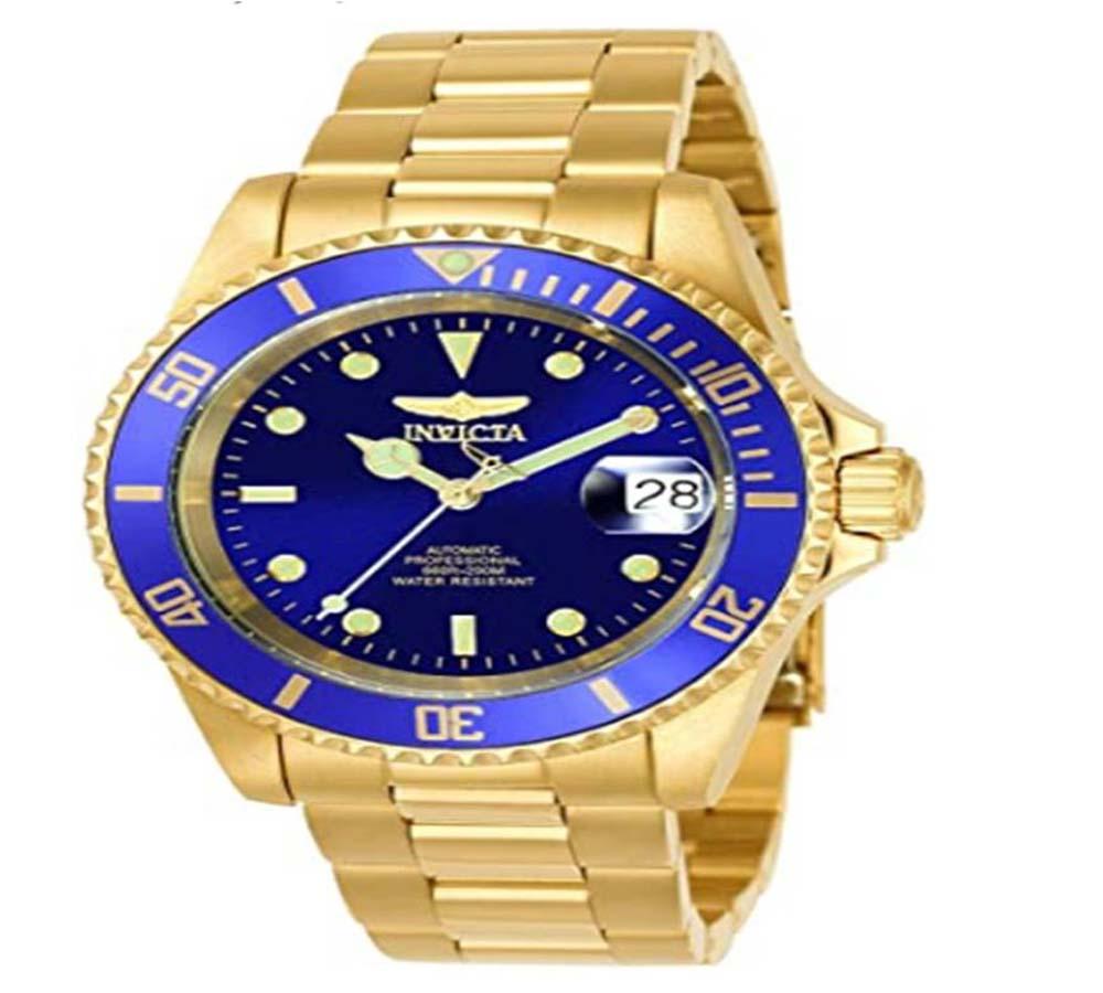 Reloj de oro de hombre Invicta 8930OB