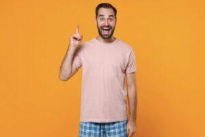 Los 8 mejores pijamas cortos para hombre