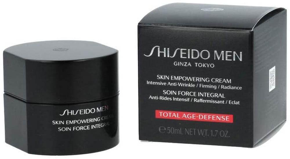 Crema antiarrugas para hombre Shiseido Men