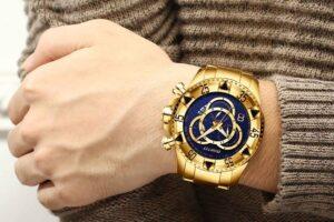Los 10 mejores relojes de oro de hombre