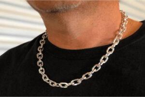 Las 10 mejores cadenas de plata de hombre